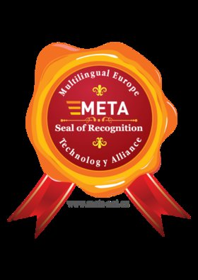 MediaTalk service awarded with META Seal of Recognition